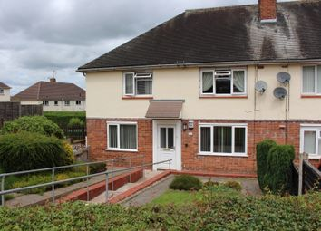 Thumbnail 1 bed flat to rent in Lamb Crescent, Wombourne. Wolverhampton