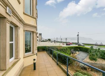 Thumbnail 1 bed flat for sale in The Dorchester, Craig Y Don Parade, Llandudno, Conwy