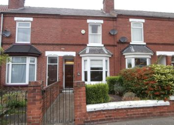 Thumbnail 2 bed terraced house for sale in Littlemoor Lane, Balby, Doncaster, South Yorkshire