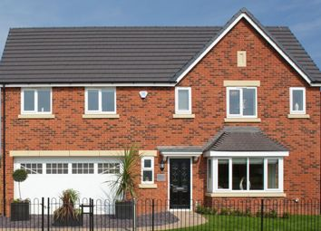 Thumbnail 4 bed detached house for sale in Booth Road, Audenshaw, Manchester