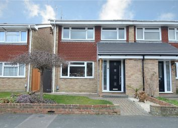 Thumbnail 3 bed end terrace house for sale in Woburn Avenue, Farnborough, Hampshire