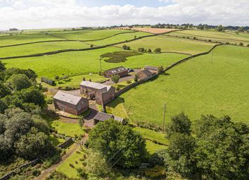 Thumbnail 6 bed farmhouse for sale in Sandwath Farm & Mill, Glassonby, Penrith, Cumbria