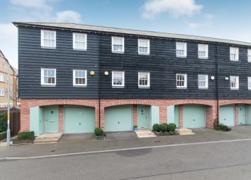 Thumbnail 3 bed town house for sale in Goldings Wharf, Belvedere Road, Faversham
