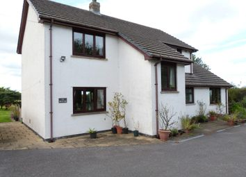 Thumbnail 4 bed detached house for sale in Ludchurch, Narberth