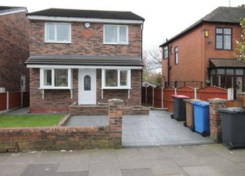 Thumbnail 4 bed detached house for sale in Gore Crescent, Salford