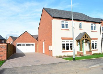Thumbnail 4 bed detached house for sale in 6 Barnfield Close, Church Aston, Newport
