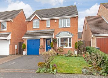 Thumbnail 4 bedroom detached house for sale in Seagrave Drive, Hasland, Chesterfield