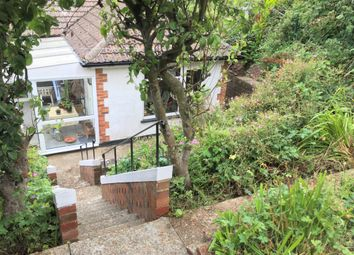 Thumbnail 3 bed semi-detached bungalow for sale in Emmanuel Road, Hastings
