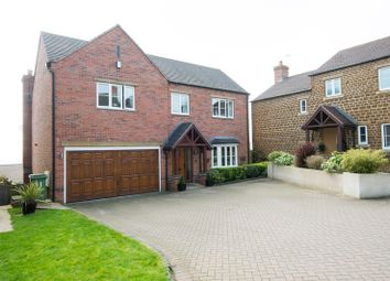 Thumbnail 5 bed detached house for sale in Howcombe Gardens, Napton-On-The-Hill, Warwickshire