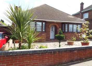 Thumbnail 3 bed bungalow to rent in Granby Road, Leagrave, Luton