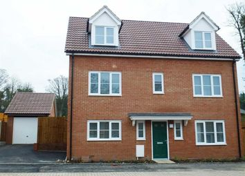 Thumbnail 5 bedroom detached house for sale in Latham Place, Dartford, Kent