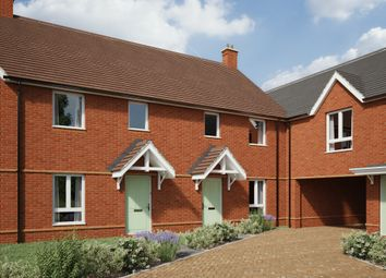 Thumbnail 3 bedroom end terrace house for sale in Rowan Avenue, Basingstoke