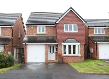 Thumbnail 4 bed detached house to rent in Galingale View, Newcastle-Under-Lyme