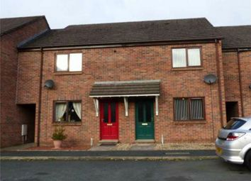 Thumbnail 2 bed terraced house to rent in 12 Beatham Court, Penrith, Cumbria