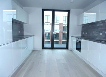 Thumbnail 3 bed flat to rent in Masthead House, Royal Wharf, London