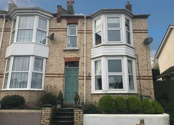 Thumbnail 3 bed terraced house for sale in Richmond Avenue, Ilfracombe