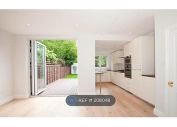 Thumbnail 4 bed terraced house to rent in Manor Gardens, London