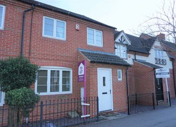 Thumbnail 3 bedroom terraced house to rent in West Lake Avenue, Hampton Vale, Peterborough
