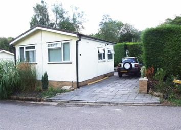 Thumbnail 1 bed mobile/park home for sale in Swallow Street, Turners Hill, West Sussex