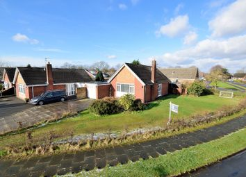 Thumbnail 3 bedroom detached bungalow for sale in Lowther Avenue, Culcheth, Warrington
