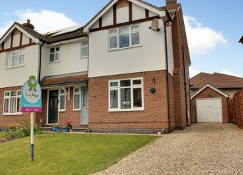 Thumbnail 3 bed semi-detached house for sale in Berkshire Close, Beverley
