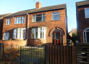 Thumbnail 3 bedroom semi-detached house for sale in Blackbird Road, Leicester