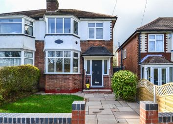 Thumbnail 3 bed semi-detached house to rent in Lickey Road, Rednal, Birmingham