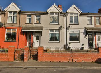 Thumbnail 2 bed property for sale in Warnes Terrace, Abertysswg, Rhymney, Tredegar