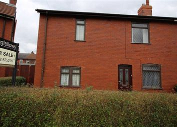 Thumbnail 3 bed semi-detached house for sale in Yates Street, Leigh
