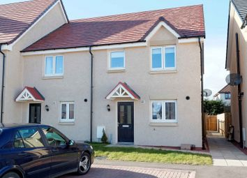 Thumbnail 3 bed property for sale in Auld Coal Drive, Bonnyrigg, Midlothian
