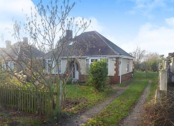 Thumbnail 5 bedroom detached bungalow for sale in Lincoln Road, Dorrington, Lincoln