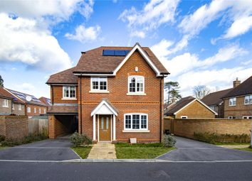 Thumbnail 4 bed detached house for sale in Phillips Close, Wokingham, Berkshire