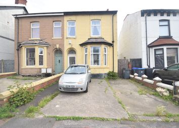 Thumbnail 4 bed semi-detached house for sale in Devonshire Road, Blackpool