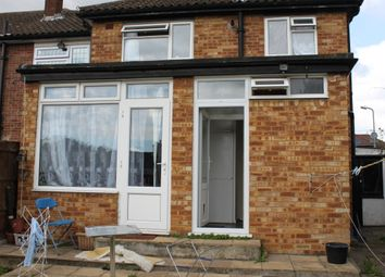 Thumbnail 3 bed terraced house to rent in Eastern Avenue, Romford