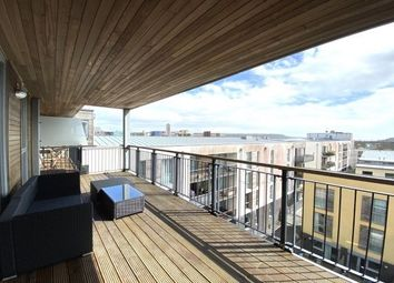 Thumbnail 2 bed flat to rent in George Place, Plymouth