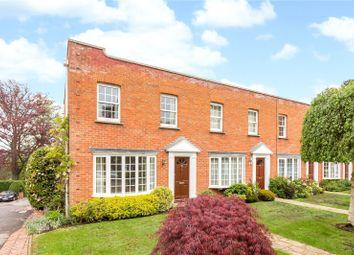 Thumbnail 2 bedroom end terrace house for sale in Cheniston Court, Ridgemount Road, Sunningdale, Berkshire