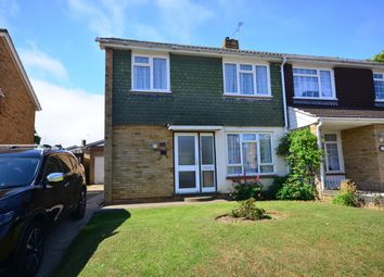Thumbnail 3 bed semi-detached house to rent in Ballens Road, Chatham