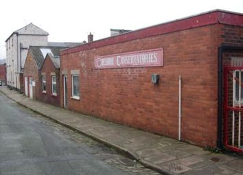 Thumbnail Land for sale in Armitt Street, Macclesfield