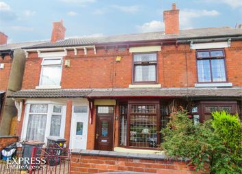 Thumbnail 3 bed terraced house for sale in Southwell Lane, Kirkby-In-Ashfield, Nottingham