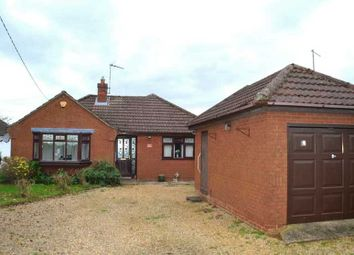 Thumbnail 4 bed bungalow for sale in Smallholdings Road, Clenchwarton, King's Lynn