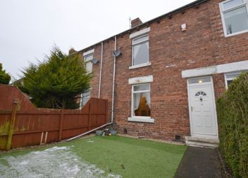 Thumbnail 2 bed terraced house for sale in Prospect Terrace, Stanley