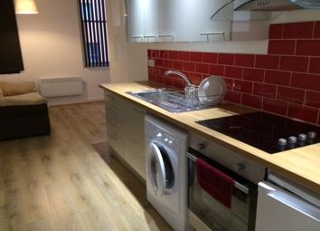 Thumbnail 1 bed flat to rent in Hyde House, Queens Street, Leicester City Centre