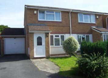 Thumbnail 2 bed semi-detached house to rent in Pen Y Garn, Bonymaen, Swansea