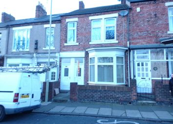 Thumbnail 2 bedroom flat for sale in Erskine Road, South Shields