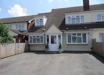 Thumbnail 4 bed semi-detached bungalow to rent in Branksome Avenue, Stanford-Le-Hope, Essex