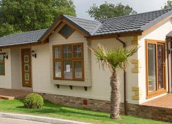 Baddesley Road, North Baddesley, Southampton SO52. 2 bed mobile/park home for sale