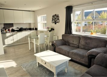 Thumbnail 1 bed flat for sale in Arundale Walk, Horsham