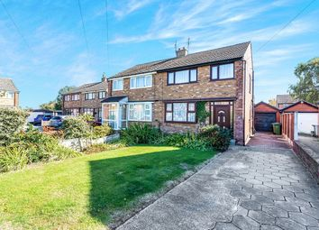 Thumbnail 3 bedroom semi-detached house for sale in Pershore Gardens, Blackpool