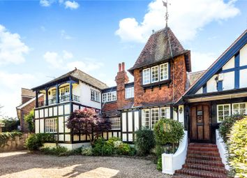Thumbnail 4 bedroom detached house for sale in Glebe Road, Bray, Maidenhead, Berkshire