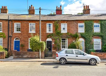 Thumbnail 2 bed terraced house for sale in Shaw Road, Newbury
